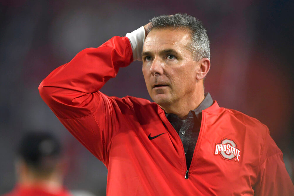 urban meyer upset